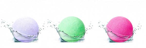 ZenSuous Scented Small Bath Bomb 6pcs +-50gram per Box1