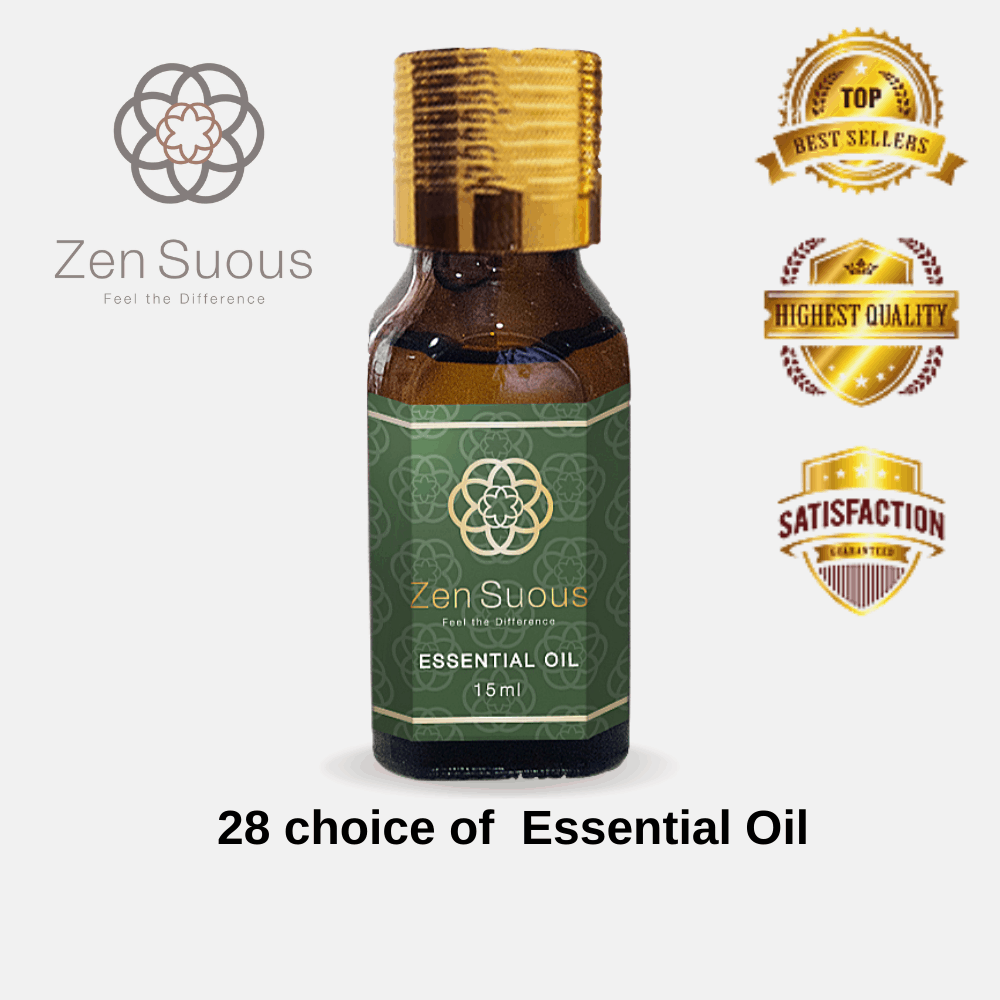 28 choice of Essential Oil